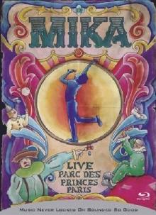 Live, Parc Des Princes, Paris - de Mika