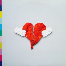 808s & Heartbreak - de Kanye West