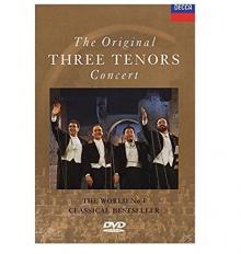 The Original Three Tenors Concert - de Luciano Pavarotti, Plácido Domingo, José Carreras