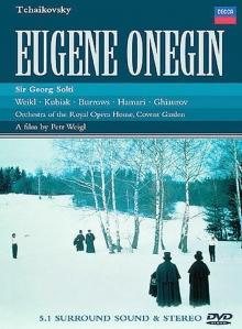 Tchaikovsky: Eugene Onegin - de Teresa Kubiak, Bernd Weikl, Orchestra Of The Royal Opera House, Covent Garden