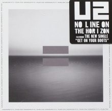 No Line On The Horizon - de U2