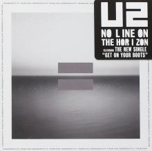 No Line On The Horizon - de U2