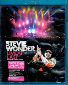 Live At Last - de Stevie Wonder