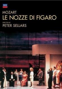 Mozart: Le Nozze Di Figaro - de Sanford Sylvan, Jeanne Ommerle, James Maddalena
