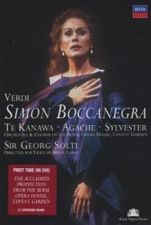 Verdi: Simon Boccanegra - de Kiri Te Kanawa, Alexandru Agache, Roberto Scandiuzzi