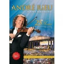 Happy Birthday! The Anniversary Concert in Maastricht - de  Andre Rieu