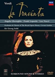 Verdi: La Traviata - de Angela Gheorghiu, Frank Lopardo, Leo Nucci