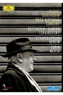 Barenboim Birthday Concert - de Daniel Barenboim