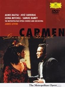 Bizet: Carmen - de Agnes Baltsa, José Carreras, Leona Mitchell