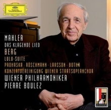 Mahler: Das Klagende Lied - de Pierre Boulez,Wiener Philarmoniker