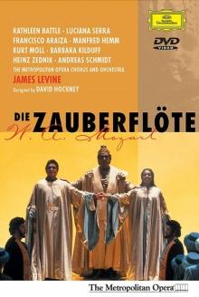 Mozart: Die Zauberflöte - de Kathleen Battle, Luciana Serra, Barbara Kilduff