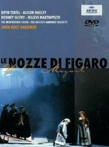 Mozart: Le Nozze Di Figaro - de Rod (rodney) Gilfry, Hillevi Martinpelto, Alison Hagley