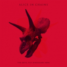 The Devil put Dinosaurs here - de Alice in Chains