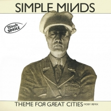 Theme for great cities-Moby remix - de Simple Minds