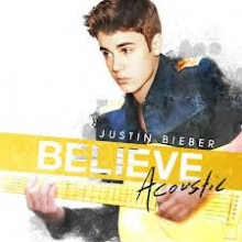 Believe Acoustic - de Justin Bieber