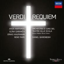 Verdi: Requiem - de Jonas Kaufmann,Anja Harteros,Elina Garanca,Rene Pape,Daniel Barenboim