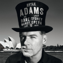 The Bare Bones Tour-Live at Sydney Opera House - de Bryan Adams