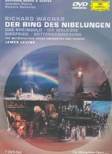 Wagner: Der Ring Des Nibelungen - de Metropolitan Opera Orchestra, James Levine, Metropolitan Opera Chorus
