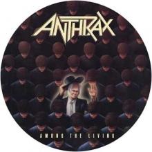 Among the living - de Anthrax