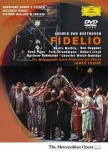 Beethoven: Fidelio - de Karita Mattila, Ben Heppner, Metropolitan Opera Orchestra