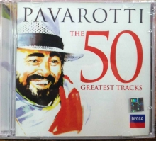 The 50 greatest tracks - de Pavarotti