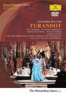 Puccini: Turandot - de Eva Marton, Plácido Domingo, Leona Mitchell