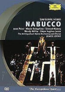 Verdi: Nabucco - de Juan Pons, Gwyn Hughes Jones, Samuel Ramey