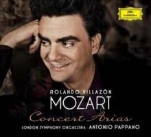 Mozart - Concert Arias - de Rolando Villazón