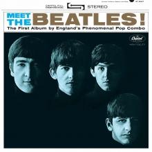 Meet the Beatles - de The Beatles