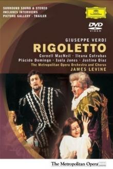 Verdi: Rigoletto - de Metropolitan Opera Orchestra, James Levine