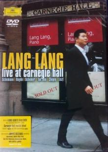 Lang Lang - Live At Carnegie Hall - de Lang Lang