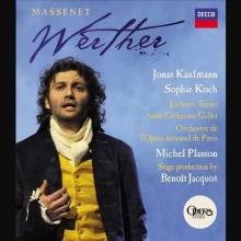 Massenet: Werther - de Jonas Kaufmann,Sophie Koch,Ludovic Tezier