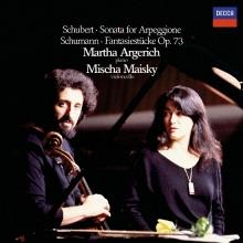 Schumann: Fantasiestücke / Schubert: Arpeggione Sonata Etc. - de Martha Argerich, Mischa Maisky