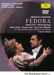 Giordano: Fedora - de Mirella Freni, Ainhoa Arteta, Dwayne Croft