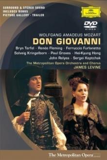 Mozart: Don Giovanni - de Metropolitan Opera Orchestra, James Levine