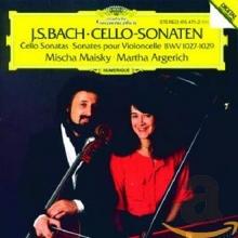 Bach, J.s.: Cello Sonatas Bwv 1027-1029 - de Mischa Maisky, Martha Argerich