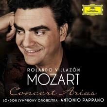 Mozart:Concert Arias - de Rolando Villazón,London Symphony Orchestra,Antonio Pappano