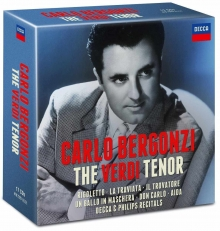 The Verdi Tenor - de Carlo Bergonzi