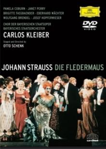Strauss, J.: Die Fledermaus - de Pamela Coburn, Janet Perry, Brigitte Fassbaender