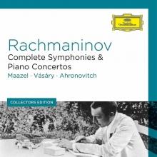 Sergei Rachmaninov: Complete Symphonies & Piano Concerto - de Lorin Maazel-Tamas Vasary-Yuri Ahronovitch