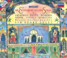 Mozart: Die Entführung Aus Dem Serail - de Edita Gruberova, Kathleen Battle, Gösta Winbergh
