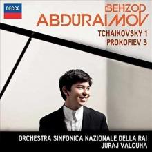Tchaikovsky-Prokofiev - de Behzod Abduraimov