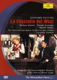 Puccini: La Fanciulla Del West - de Barbara Daniels, Plácido Domingo, Sherrill Milnes
