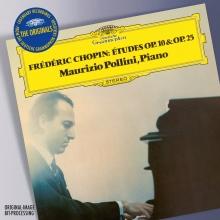 Chopin:Etudes op.10&op.25 - de Maurizio Pollini