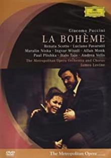 Puccini: La Bohème - de Renata Scotto, Luciano Pavarotti, Ingvar Wixell