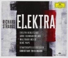 Richard Strauss:Elektra - de Evelyn Herlitzius,Anne Schwanewilns,Waltraud Meier,Rene Pape