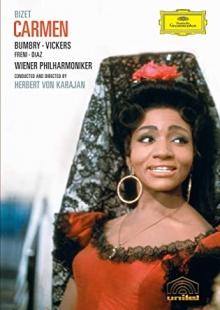 Bizet: Carmen - de Grace Bumbry, Jon Vickers, Wiener Philharmoniker