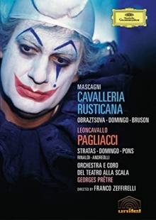 Leoncavallo / Mascagni - de Elena Obraztsova, Teresa Stratas, Plácido Domingo
