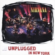 Mtv (logo) Unplugged In New York - de Nirvana