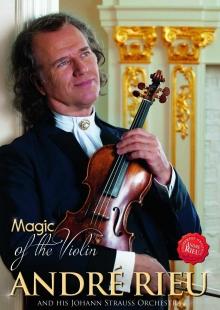 Magic of the violin - de Andre Rieu
